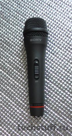 микрофон sony ecm-pcv40
